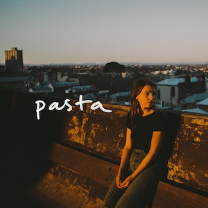 Angie McMahon Pasta single cover art