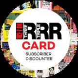 Triple R Subscriber Card Discounter logo